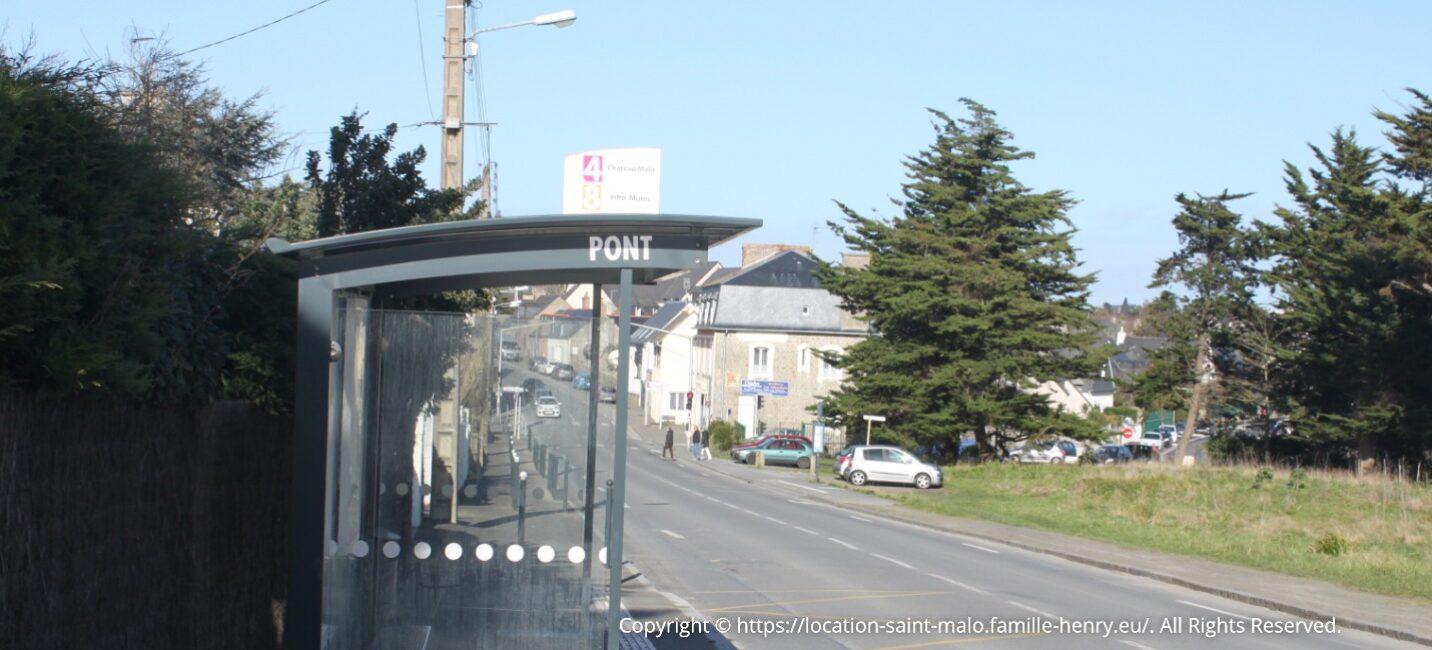 Arret Bus PONT